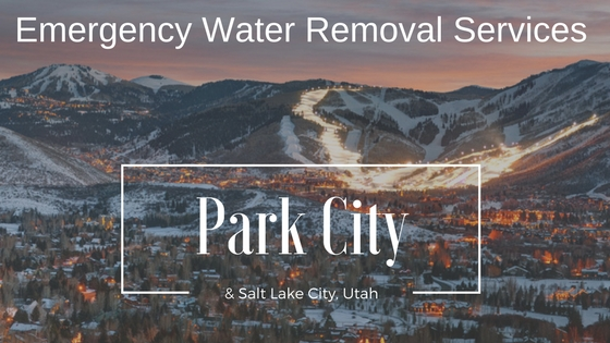 Park City Emergency Water Removal Affordable Carpet